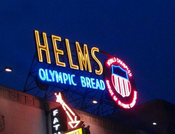 Helms Olympic Bread