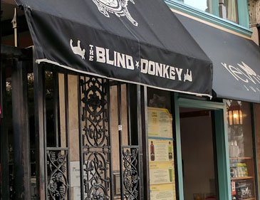 Blind Donkey