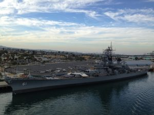 battleship Lowa